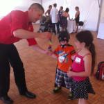 American Heart Association Superhero event